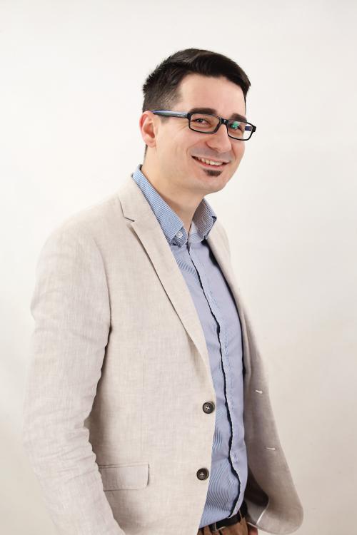 Mamuzsits Tamás - Szociálpedagógus, családterapeuta jelölt